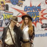 Sahara Jones at Motor City Comic Con