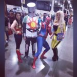 Some great cosplay at Motor City Comic Con 2016